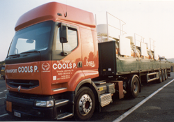 Transport Cools P - Historiek 3